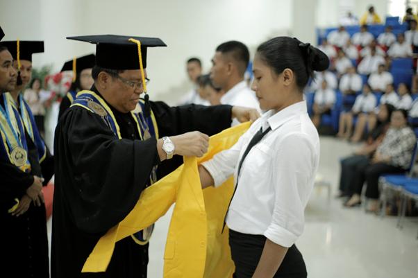 PENGUMUMAN Hasil Seleksi Masuk Mahasiswa Baru Polnustar Tahun  Akademik 2021/20