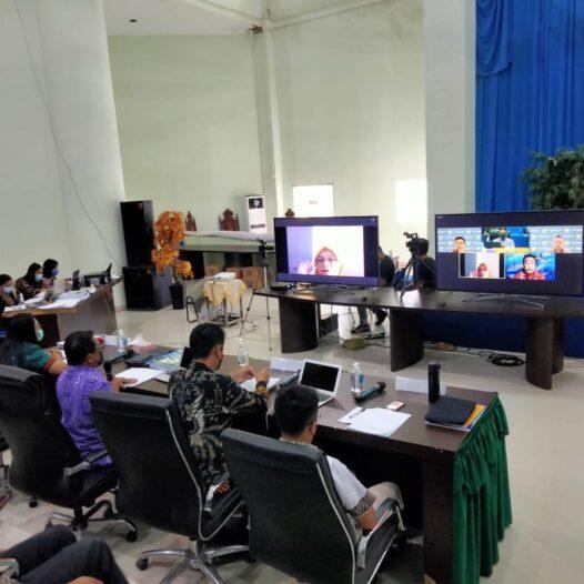 BAN-PT Lakukan Asesmen Lapangan Daring untuk Akreditasi Institusi Politeknik Negeri Nusa Utara